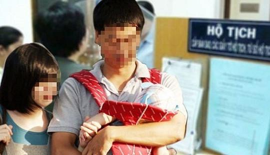 Chồng là người nước ngoài, đăng ký khai sinh cho con thế nào?