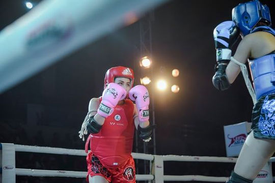 Yaya Trương Nhi gây bất ngờ vì chia sẻ về mẹ trên đấu trường Muay Thai