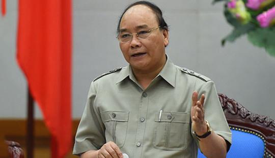Thủ tướng yêu cầu tiếp thu, chỉnh sửa một số dự án luật