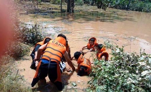 7 người chết, mất tích do lũ tại Thanh Hóa