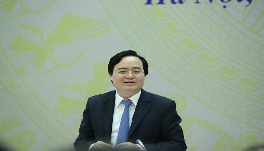 Chia sẻ của Bộ trưởng Bộ GD-ĐT trước thềm năm học mới