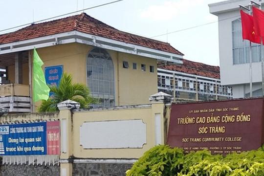 Gây thiệt hại gần 1 tỷ đồng nguyên Hiệu trưởng Trường CĐCĐ Sóc Trăng bị khởi tố