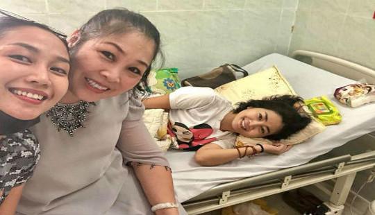 Diễn viên Mai Phương sắp được xuất viện sau khi xạ trị