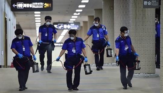 """Virus """"tử thần"""" MERS-CoV tái xuất tại Hàn Quốc"""