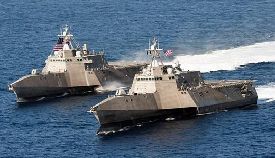 Mỹ tuyên bố 380 quả Tomahawk sẽ tấn công cả mục tiêu Nga, Iran ở Syria