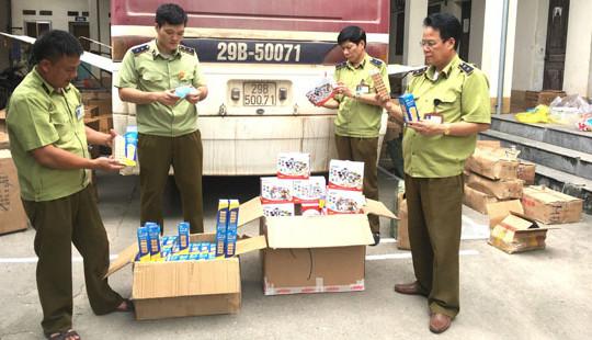 Lạng Sơn: Tịch thu gần 500 sản phẩm đồ chơi trẻ em nhập lậu
