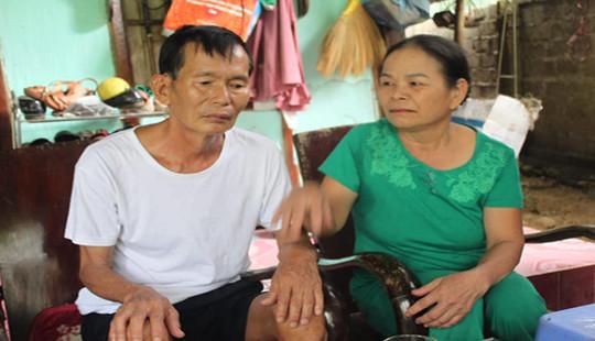 Gặp lại chồng sau 26 năm nhận giấy báo tử