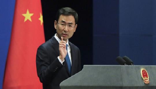 """Mỹ """"đùa với lửa"""" khi trừng phạt đơn vị quân đội Trung Quốc vì mua vũ khí Nga"""