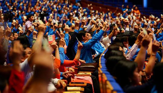 161 đồng chí được bầu vào BCH Tổng Liên đoàn Lao động Việt Nam khóa XII