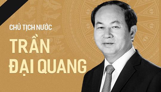 Lễ viếng và mở sổ tang Chủ tịch nước Trần Đại Quang tại LHQ và các Đại sứ quán