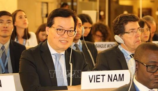 Việt Nam tham gia Khóa họp 39 Hội đồng Nhân quyền LHQ