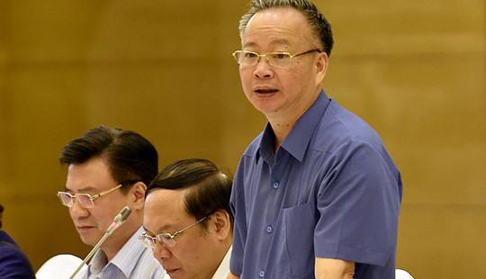 """Vụ bảo kê ở Chợ Long Biên: Xử lý nghiêm theo pháp luật, không có """"vùng cấm"""""""