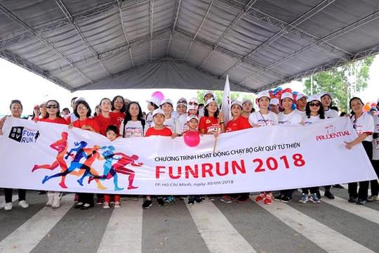 Fun Run 2018 và hành trình xây dựng lối sống khoẻ cùng Prudential