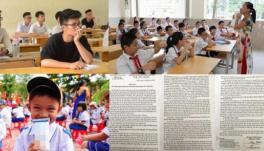 Sự kiện giáo dục nổi bật trong tuần qua