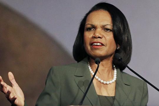 """Cựu Ngoại trưởng Rice: Nga đã vượt qua tất cả """"giới hạn đỏ cho phép"""""""