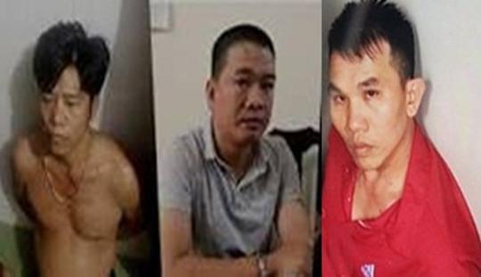 Nhóm cướp gần 3 tỷ đồng tiền, vàng ở Phú Yên bị bắt như thế nào?