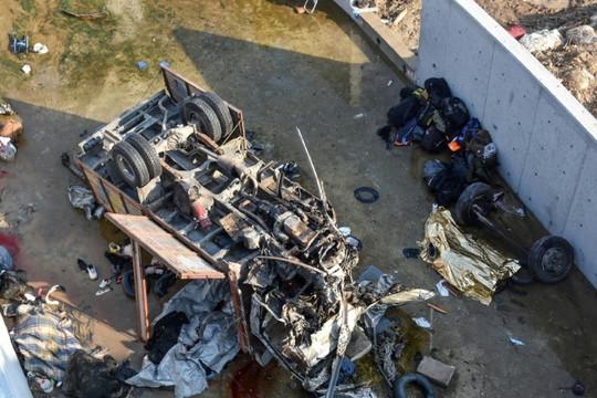 Thổ Nhĩ Kỳ: Xe tải chở người di cư lao xuống kênh, ít nhất 19 người thiệt mạng