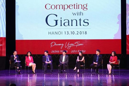 Trần Uyên Phương: Viết sách để truyền cảm hứng cho cộng đồng doanh nhân