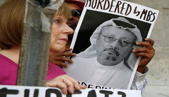 Vì sao phương Tây khó làm căng với Arab Saudi về vụ nhà báo mất tích?