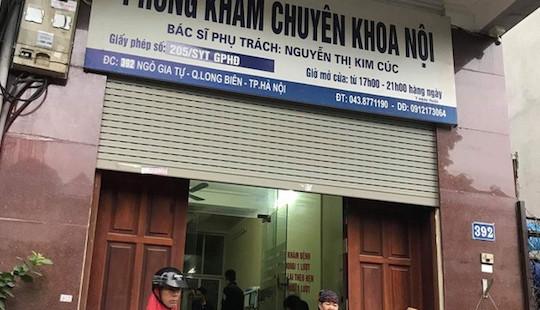 Chủ tịch Hà Nội yêu cầu làm rõ vụ bé 22 tháng tử vong sau truyền dịch