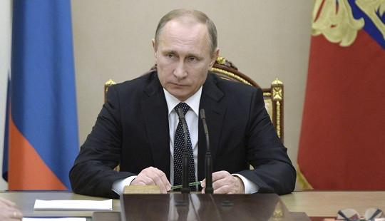 """Tổng thống Putin tiết lộ """"tối hậu thư"""" của IS ở Syria"""