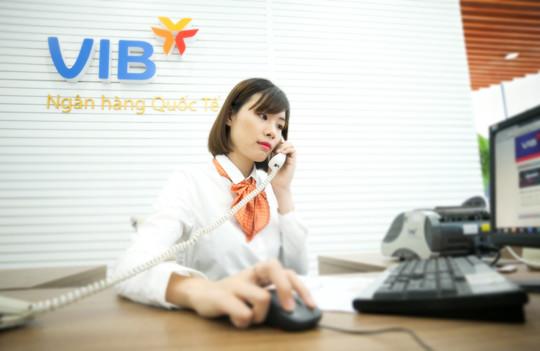 VIB báo lãi trên 1,700 tỷ đồng sau 9 tháng, doanh thu bán lẻ tăng trưởng 92%
