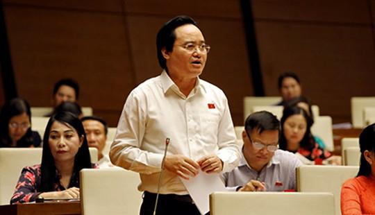 Bộ trưởng Phùng Xuân Nhạ: Đề nghị các địa phương không giảm biên chế giáo viên