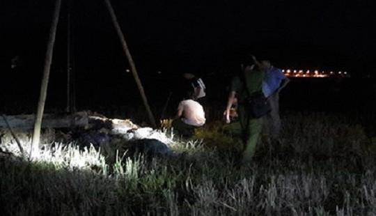 4 người tử vong thương tâm khi thi công đường điện ở Hà Tĩnh