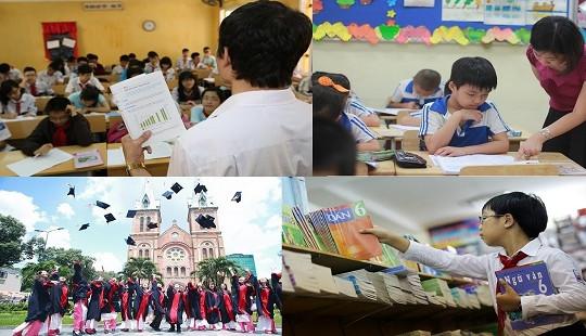 Những sự kiện giáo dục nổi bật trong tháng 10/2018