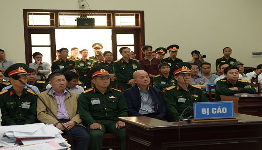 """Xét xử phúc thẩm vụ Út """"trọc"""": Cựu TGĐ Tổng Công ty Thái Sơn bất ngờ thay đổi nội dung kháng cáo"""
