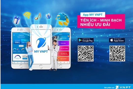 Kênh tra cứu nhanh các chương trình khuyến mại của VNPT