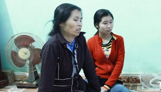 Chuyện đời đẫm nước mắt của người phụ nữ bị bán sang Trung Quốc