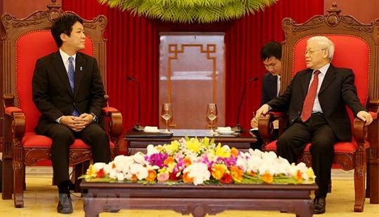 Nhật Bản hết sức coi trọng quan hệ hợp tác, hữu nghị với Việt Nam