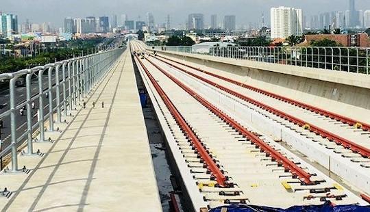 Kiến nghị điều chỉnh thời gian thi công tuyến metro số 2 đến năm 2020