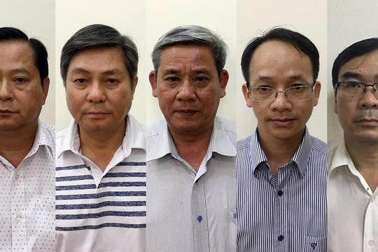 Khởi tố nguyên Phó Chủ tịch UBND TP.HCM cùng 4 bị can vì sai phạm trong quản lý đất đai