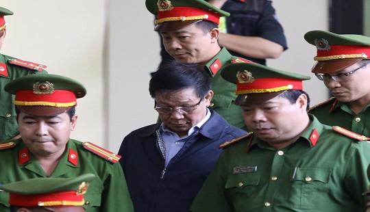 Bị cáo Phan Văn Vĩnh đề nghị không công bố bản án lên Cổng thông tin điện tử của Tòa án