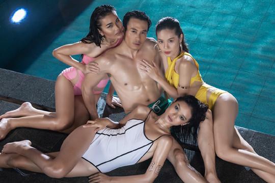 """The Face Việt Nam 2018: """"Đốt mắt"""" với hình thể nóng bỏng của các thí sinh qua trang phục bikini"""