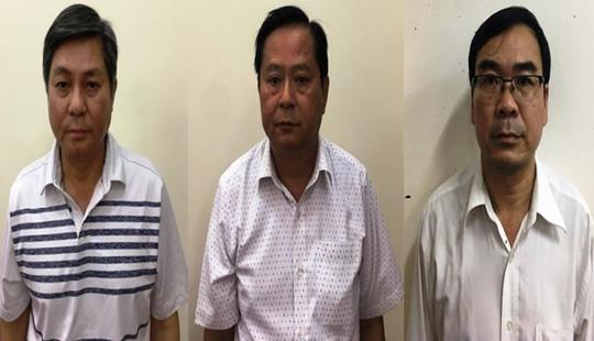 Bắt giam nguyên Phó Chủ tịch UBND TP Hồ Chí Minh