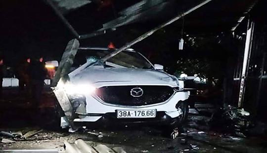 Phó phòng TNMT huyện điều khiển xe ô tô gây tai nạn chết người