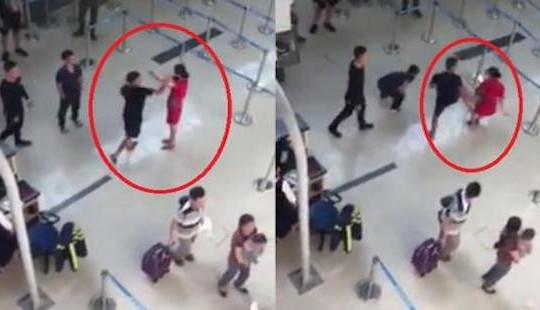 Khởi tố vụ án hành hung nhân viên tại Cảng hàng không Thọ Xuân