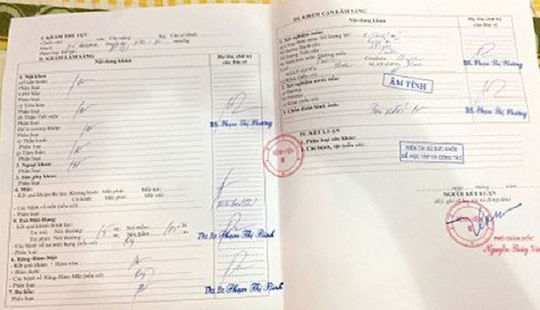Hà Nội: Ngăn chặn các đối tượng làm giả giấy tờ, tài liệu về y tế