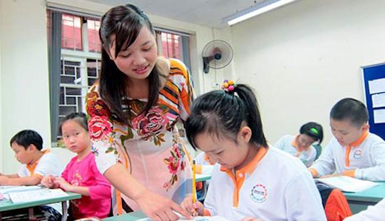 Hà Nội thiếu 12.000 giáo viên so với chỉ tiêu biên chế