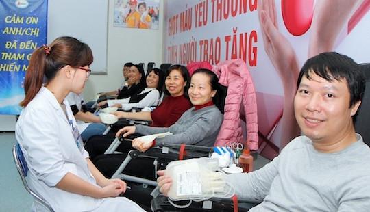 TP.HCM: Lại nơm nớp lo thiếu máu điều trị dịp Tết