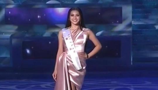 Hoa hậu Tiểu Vy dừng chân ở top 30 Hoa hậu Thế giới 2018