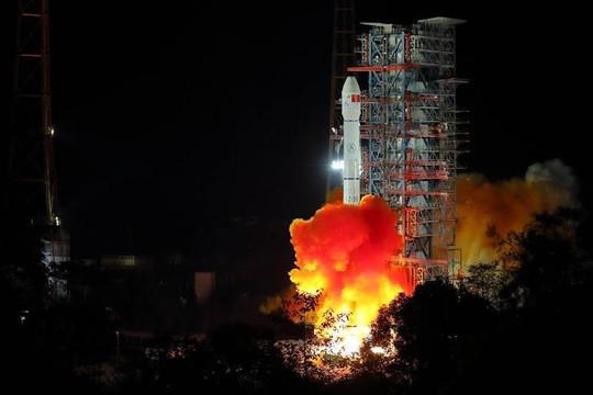 Trung Quốc phóng tàu Hằng Nga 4 thăm dò Mặt Trăng