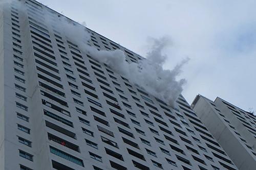 Danh tính người phụ nữ tử vong trong vụ cháy chung cư HH Linh Đàm