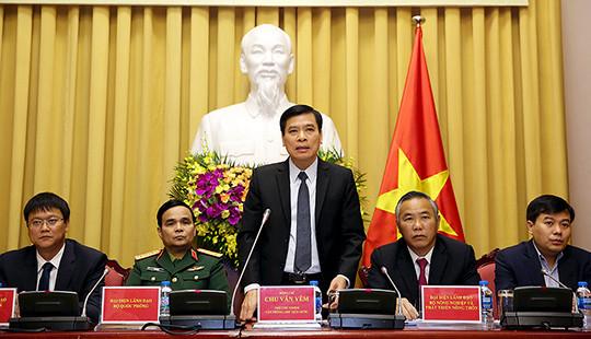 Lệnh của Chủ tịch nước công bố 9 luật mới được Quốc hội thông qua