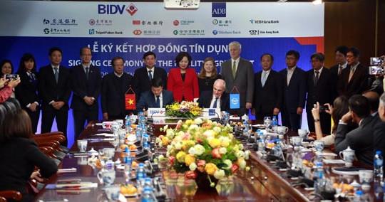 ADB cung cấp 300 triệu USD vốn vay cho BIDV để hỗ trợ các DNNVV ở Việt Nam