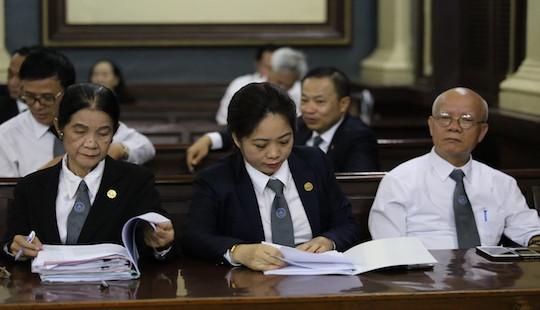 """Xét xử vụ án Ngân hàng Đông Á: Vũ """"nhôm"""" kêu oan không có căn cứ"""