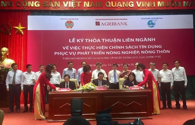 """Agribank và Hội Nông dân Việt Nam tăng cường phối hợp triển khai chính sách """"Tam nông"""""""